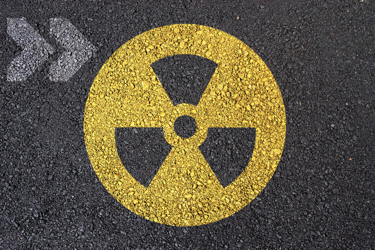 nuclear sign 4614091